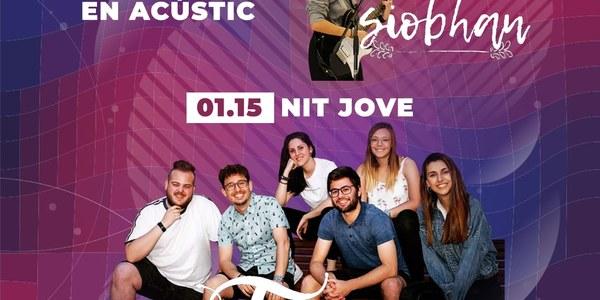 Festa Major de Gàrzola. Concert acústic i Nit Jove