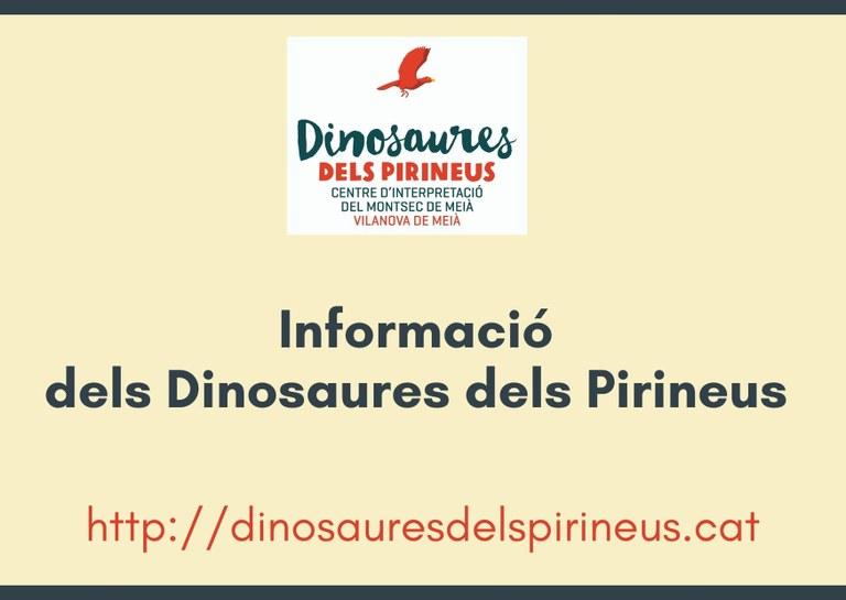 Més informació a Dinosaures dels Pirineus